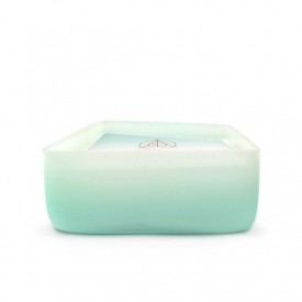 Paddywax Geometry Ombré Candle Jasmine + Sea Moss