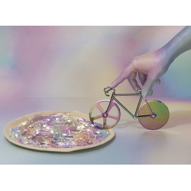 DOIY The Fixie Iridescent Pizzaskeri