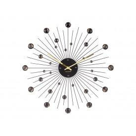 Present Time Sunburst Klukka