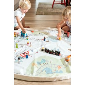 Play & Go Trainmap