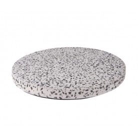 Present Time Candle Tray Terrazzo