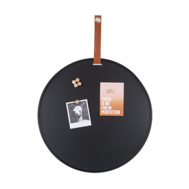 Present Time Memo Board Perky Svört