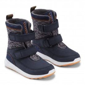 Bundgaard Desi kuldaskór Tex Navy bláir/orange St 26-32