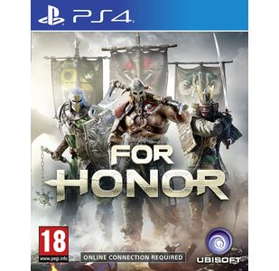 ps4forhonor