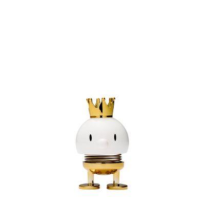 Hoptimist - White. Small Prince Bumble
