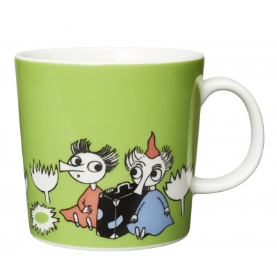 MOOMIN - KRÚS THINGUMY & BOB