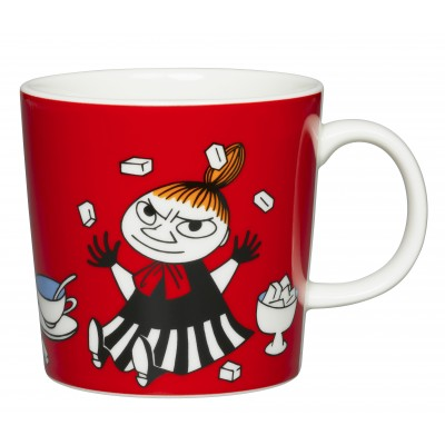 Moomin - Krús Little me Red