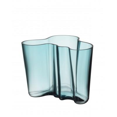 iittala - Aalto Vasi 16cm (seablue)