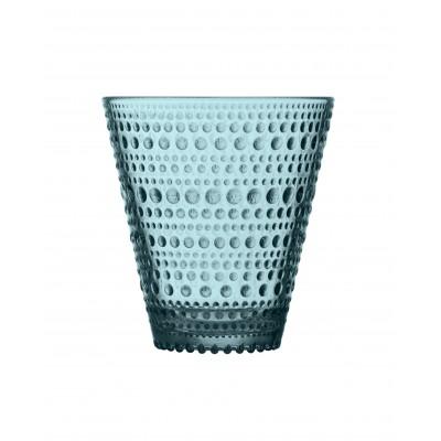 iittala - Kastehelmi (seablue) glas 2stk