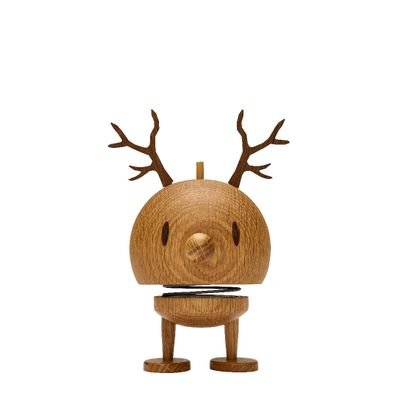 Hoptimist - Oak. Medium Reindeer Bumble