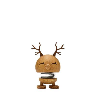 Hoptimist - Oak. Small Reindeer Bimble