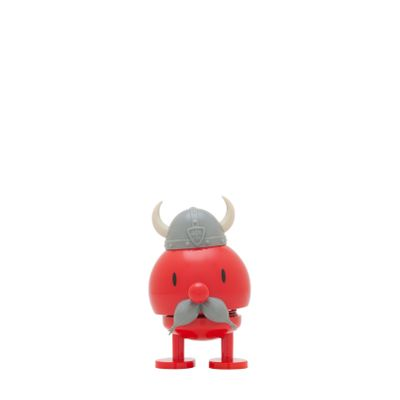Hoptimist - Red. Small Viking Bumble