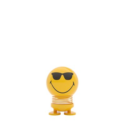 Hoptimist - Yellow. Small Smiley Cool