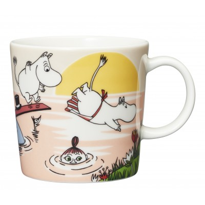 iittala - Moomin Krús EVENING SWIM Sumar 2019