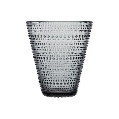 Iittala - Kastehelmi vasi 154mm grey
