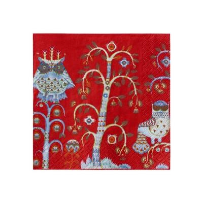 iittala - Taika servíettur 33cm red