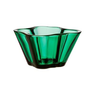 iittala - Aalto Skál 75mm Emerald