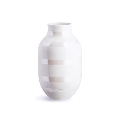 Kahler Omaggio Vasi H 30,5 cm Pearl