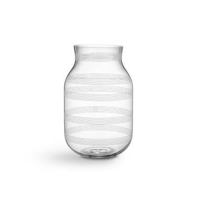 Kahler - Omaggio vasi H280 glær