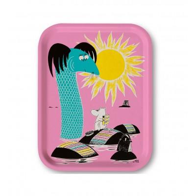 Moomin bakki 24 x 20 cm Tidy pink