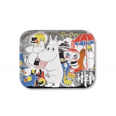 Moomin bakki 27 x 20 cm Comic cover