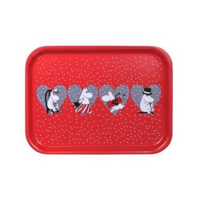 Opto Design - Moomin bakki 27x20cm X-MAS