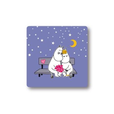 Moomin - Glasamotta Evening love