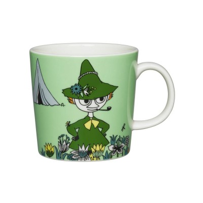 Moomin - Krús SNUFKIN GREEN