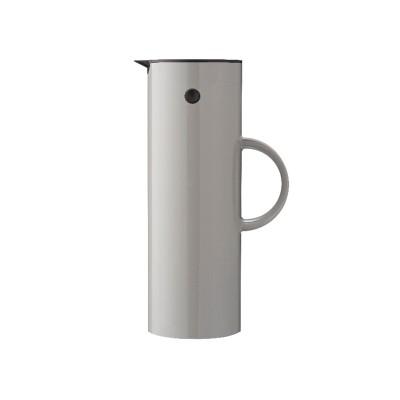 Stelton - EM77 kaffikanna 1L grá