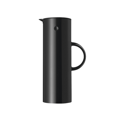 Stelton - EM77 kaffikanna 1L svört
