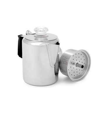 GSI Stainless Coffee Maker 3 Cup