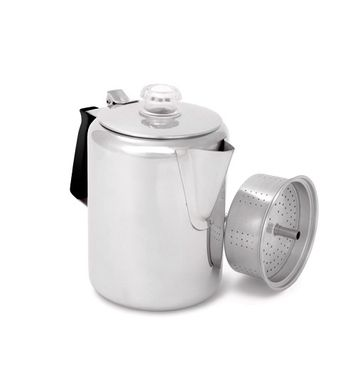 GSI Stainless Coffee Maker 9 Cup