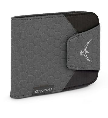Quicklock Wallet Shadow Grey