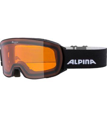 Alpina Skíðagleraugu Black