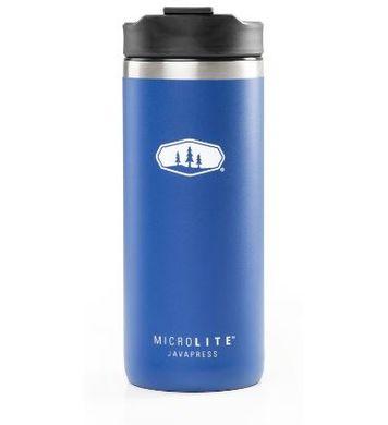GSI Microlite Javapress Blue