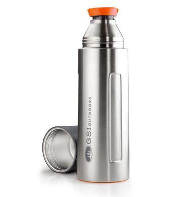GSI Glacier Vacuum Bottle 1L Stainless