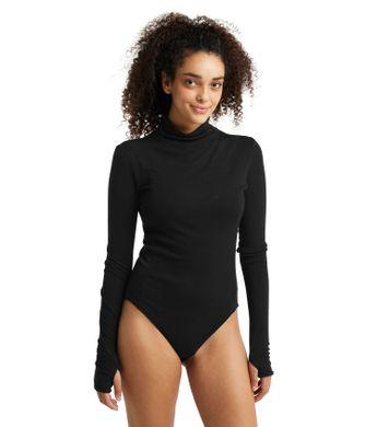 Queens High Neck Bodysuit