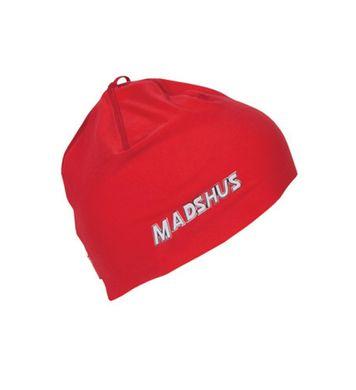 MADSHUS Race húfa Rauð