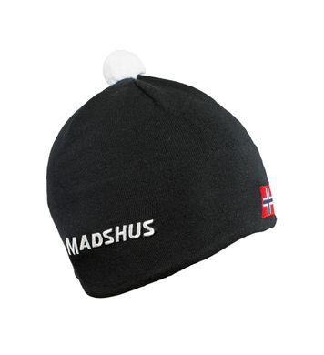 MADSHUS Ski Hat Svört