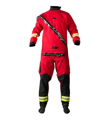 NRS Extreme SAR Drysuit Red