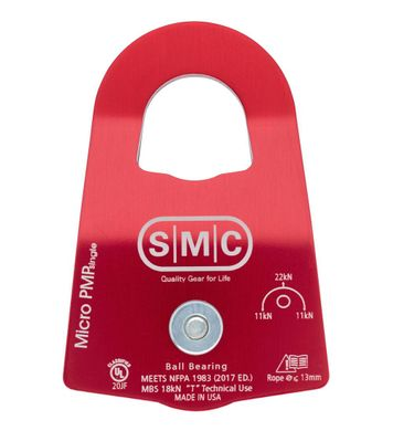 SMC Aluminum Micro PMP Pulley