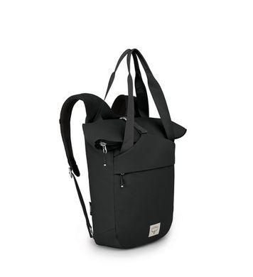 Arcane Tote Pack Black