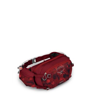Seral 7 Claret Red