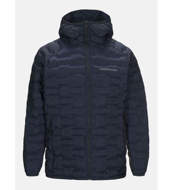 Argon Light Hooded Jacket BlueS