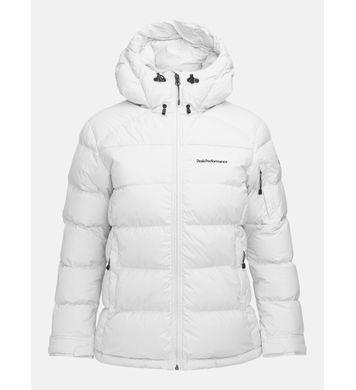 Peak Frost Down Jacket Dömu Owhite