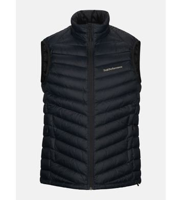 Peak Frost Down Vest Black