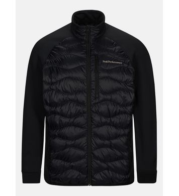 Peak Helium Hybrid Jacket Black