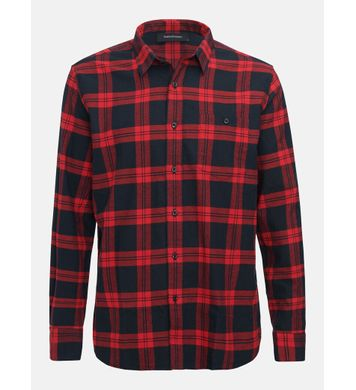 Peak Steve Flannel Shirt Check