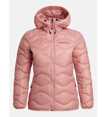 PEAK Helium Hood Jacket dömu WarmBlush
