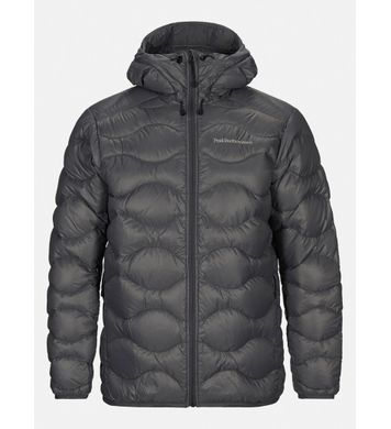 PEAK Helium Hood Jacket Deep Earth
